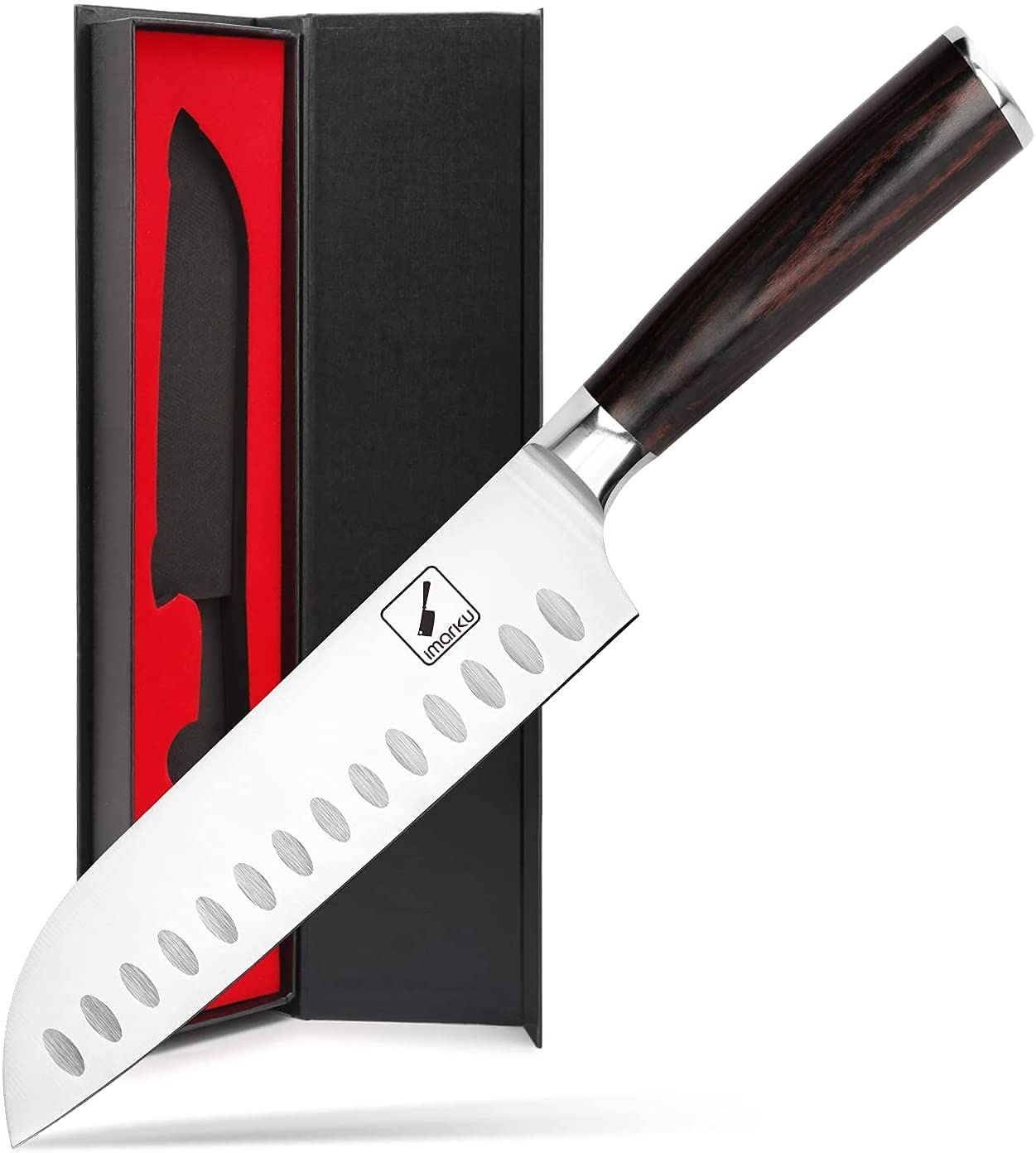 10. Imarku Santoku Knife